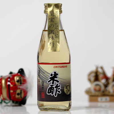 Chitsuruya Premium Vinegar-Black Vinegar/Rice Vinegar/Sushi Vinegar(200ml/100ml)
